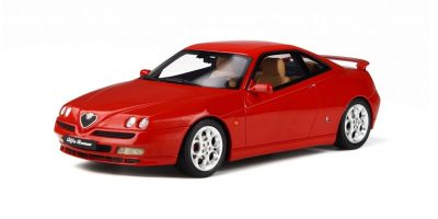 OttO mobile 1/18scale Alfa Romeo GTV V6 (Red)  [No.OTM335]