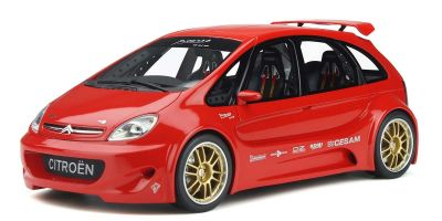 OttO mobile 1/18scale Citroen Sbarro Picasso Cup (Red) Limited to 2,000 worldwide  [No.OTM345]