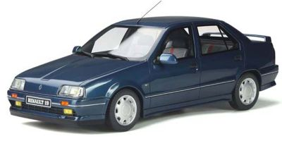 OttO mobile 1/18scale Renault 19 Shamad 16S Phase 1 (Blue) World Limited 2,500  [No.OTM356]