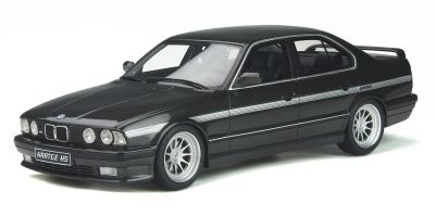 OttO mobile 1/18scale Hartge H5 V12 (E34) Sedan (Black) World Limited 3,000  [No.OTM362]