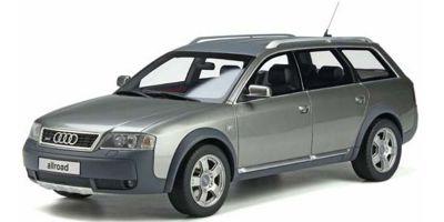 OttO mobile 1/18scale Audi A6 Allroad Quattro (Silver) Limited to 3,000 worldwide  [No.OTM363]