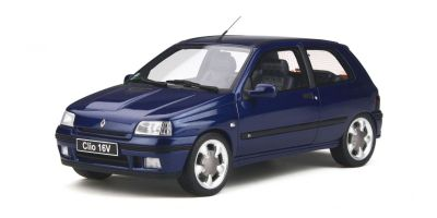 OttO mobile 1/18scale Renault Clio 16v Phase.2 (Blue)  [No.OTM744]