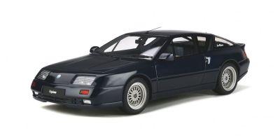 OttO mobile 1/18scale Alpine GTA Le Mans 1990 (Dark Blue)  [No.OTM755]