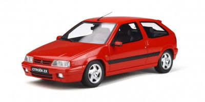 OttO mobile 1/18scale Citroën ZX 16V (Red)  [No.OTM797]
