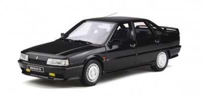 OttO mobile 1/18scale Renault 21 Turbo Phase1 (Black)  [No.OTM798]