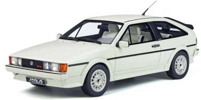 OttO mobile 1/18scale Volkswagen Scirocco Mk.II Scalar (White) World Limited 1,500  [No.OTM845]