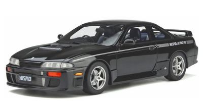 OttO mobile 1/18scale NISMO 270R (Black) Limited to 2,000 pieces worldwide  [No.OTM847]