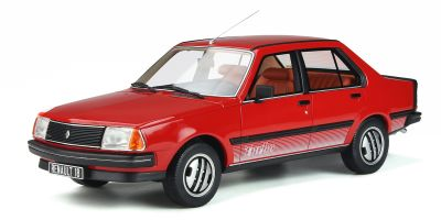 OttO mobile 1/18scale Renault 18 Turbo (Red) World Limited 1,500  [No.OTM849]