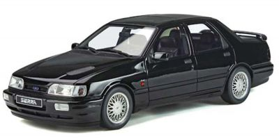 OttO mobile 1/18scale Ford Sierra 4x4 Cosworth (Black) World Limited 3,000  [No.OTM854]