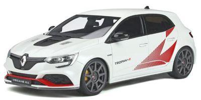 OttO mobile 1/18scale Renault Megane R.S. Trophy R Carbon Pack (White)  [No.OTM877]