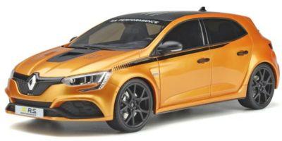 OttO mobile 1/18 ルノー メガーヌ RS パフォーマンス キット (オレンジ)世界限定 3,000台 OTM899