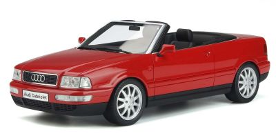 OttO mobile 1/18scale Audi Cabriolet (B3) 2.8I (Red)World Limited 1,250  [No.OTM931]