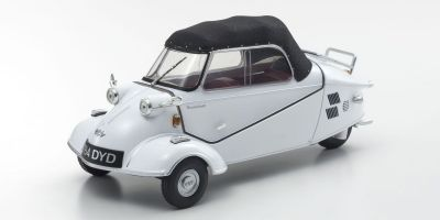 OXFORD 1/18scale Messerschmitt KR 200 Polar White  [No.OX18MBC005]