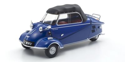OXFORD 1/18scale Messerschmitt KR200 Convertible Royal Blue  [No.OX18MBC006]