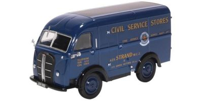 OXFORD 1/43scale Austin Threeway Van Civil Service Stores  [No.OX43AK017]