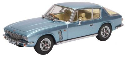 OXFORD 1/43scale Jensen Interceptor MK1 Crystal Blue  [No.OX43JI009]