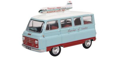 OXFORD 1/43scale Morris J2 Van Skyways  [No.OX43JM024]