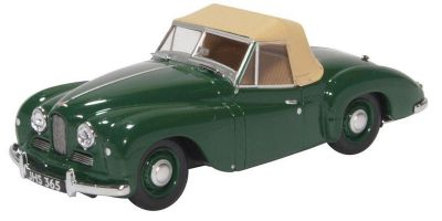 OXFORD 1/43scale Jowett Jupiter SA Green  [No.OX43JUP001]