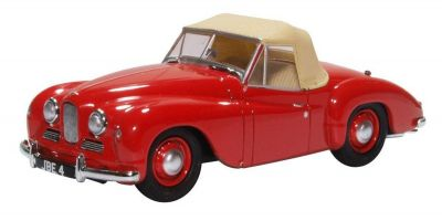 OXFORD 1/43scale Jowett Jupiter Sa Scarlet  [No.OX43JUP002]