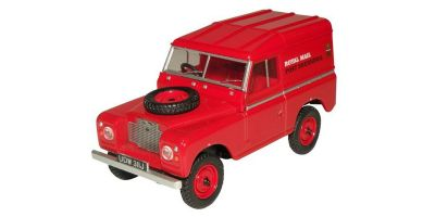 OXFORD 1/43scale Land Rover Series IIA SWB Hard Top Royal Mail (PO Recovery)  [No.OX43LR2AS01]