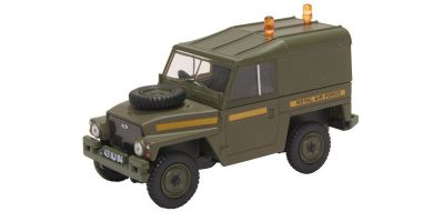 OXFORD 1/43scale Land Rover Lightweight Hard Top RAF  [No.OX43LRL005]