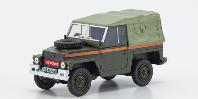 OXFORD 1/43scale Land Rover Lightweight Canvas RAF Police  [No.OX43LRL007]