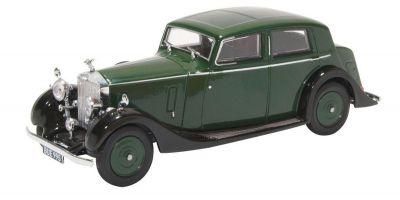 OXFORD 1/43scale Rolls Royce 25/30 - Thrupp & Maberley Dark Green/Black  [No.OX43R25002]