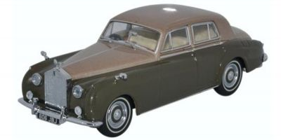 OXFORD 1/43scale Rolls-Royce Silver Cloud I Sand Beige / Sable  [No.OX43RSC001]