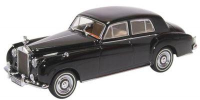OXFORD 1/43scale Rolls-Royce Silver Cloud I Black  [No.OX43RSC002]
