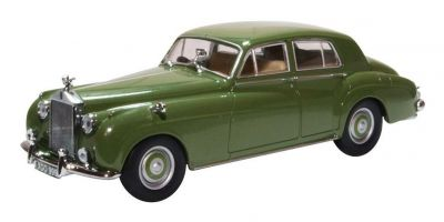 OXFORD 1/43scale Rolls Royce Silver Cloud I Smoke Green  [No.OX43RSC003]