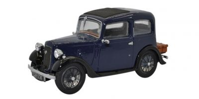OXFORD 1/43scale Austin Ruby Saloon Dark Blue  [No.OX43RUB002]