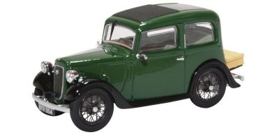 OXFORD 1/43scale Austin Ruby Saloon Dark Green  [No.OX43RUB003]