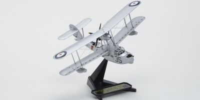OXFORD 1/72scale Supermarine Walrus L2185 -712 SQN HMS Sheffield 1937  [No.OX72SW005]