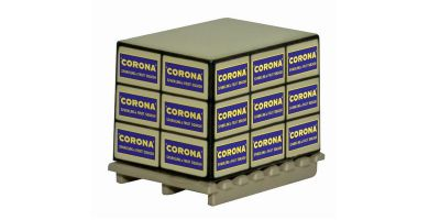 OXFORD 1/76scale Pallet Load  Corona Squash  [No.OX76ACC011]