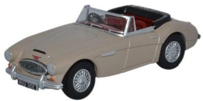 OXFORD 1/76scale Austin Healey 3000 Metallic Golden Beige  [No.OX76AH3005]