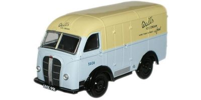 OXFORD 1/76scale Austin K8 Threeway Van Walls  [No.OX76AK003]