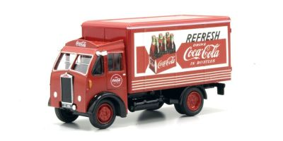 OXFORD 1/76scale Albion Box van Coca-Cola  [No.OX76ALB01CC]