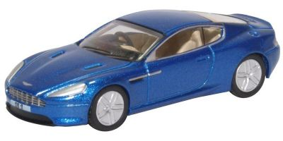 OXFORD 1/76scale Aston Martin DB9 Coupe Cobalt Blue  [No.OX76AMDB903]