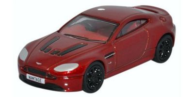 OXFORD 1/76scale Aston Martin V12 Vantage S Volcano Red  [No.OX76AMVT001]