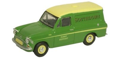OXFORD 1/76scale Anglia Van Southdown (light green)  [No.OX76ANG032]