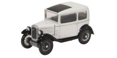 OXFORD 1/76scale Austin Seven Saloon Light Grey  [No.OX76ASS006]