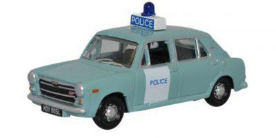 OXFORD 1/76scale Austin 1300 Metropolitan Police  [No.OX76AUS004]