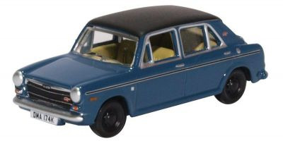 OXFORD 1/76scale Austin 1300 Teal Blue  [No.OX76AUS005]