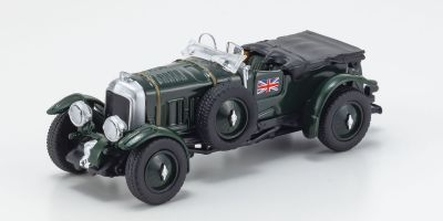 OXFORD 1/76scale Bentley Blower British Racing Green  [No.OX76BB003]