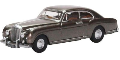 OXFORD 1/76scale Bentley Continental l S1 Fastback Gunmetal  [No.OX76BCF004]