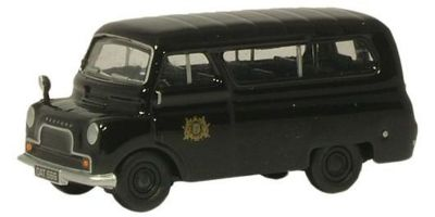 OXFORD 1/76scale Hull City Police Bedford CA Minibus  [No.OX76CA014]
