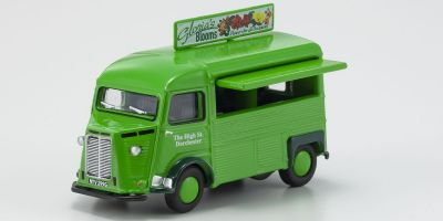 OXFORD 1/76scale Citroen H Catering Van Glorias Blooms  [No.OX76CIT004]