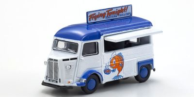 OXFORD 1/76scale Citroen H Catering Van Fish & Chips  [No.OX76CIT005]