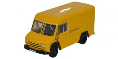 OXFORD 1/76scale Commer Walk Thru British Rail Yellow  [No.OX76CWT002]