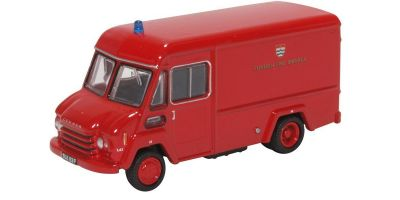 OXFORD 1/76scale Commer Walk Thru London fire  [No.OX76CWT003]